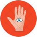 Palmistry Chiromancy Palm Reading Icon