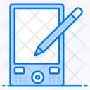 Palmtop Pen Tablet Graphic Tablet Icon