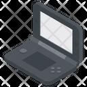 Palmtop Laptop Mini Laptop Icon