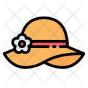 Pamela Hat Cap Icon