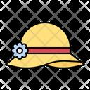 Pamela Hat Sunhat Icon