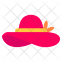 Pamela Hat Hat Sun Hat Icon
