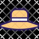 Pamela Hat Woman Hat Beach Hat Icon