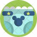Baby Pampers Child Icon