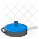 Pan Saute Food Icon