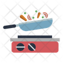 Cooker Pan Food Icon