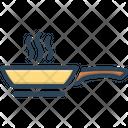 Pan Kitchenware Frying Pan Icon