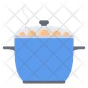 Pan Kitchen Cooking Icon