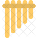 Pan Flute Music Sound Icon
