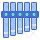 Pan Flute Panpipes Syrinx Icon
