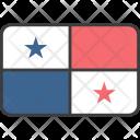 Panama Country Flag Icon