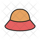 Panama Headdress Hat Icon
