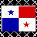 Panama Flag Flags Icon