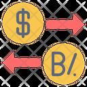 Usa Panama Currency Icon