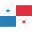 Panama National Country Icon