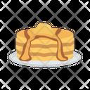 Pancake Dessert Sweet Icon