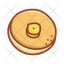 Pancake Bakery Sweet Icon