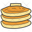 Baked Food Pie Dessert Icon