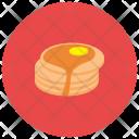 Pancake Sweet Dessert Icon
