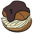 Pancake Flat Cakes Hot Cake Icon
