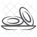 Pancakes Snack Fast Food Icon