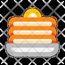 Pancakes Pancake Homemade Icon