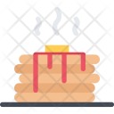 Pancakes Cook Cooking Icon