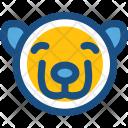 Giant Panda Bear Icon