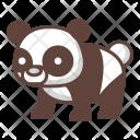 Panda Animal Wild Icon