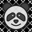 Panda Mammals Cute Icon