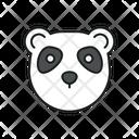 Panda Pet Animal Animal Icon
