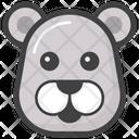 Panda Emoji Emoticon Animal Icon