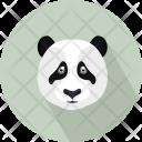 Panda Head Giant Icon