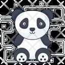 Panda Animal Panda Face Icon