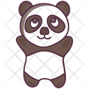 Animal Panda Wild Animal Icon