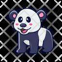 Panda Animal Bear Icon