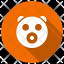 Panda Bear Animal Icon