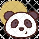 Panda Pet Animal Icon