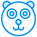 Panda Animal Zoo Icon