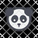 Panda Pet Cute Icon