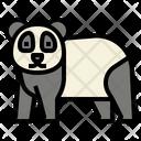 Panda Bear Pet Icon