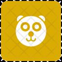 Panda Animal Zoo Icon