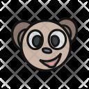 Panda Animals Sea Icon