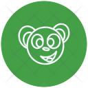 Panda Expression Avatar Icon