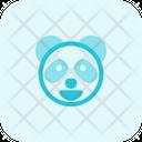 Panda Grinning Icon