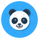 Panda Head Panda Wild Animal Icon