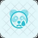 Panda Tear Icon