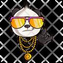 Pandas Thug Life Icon