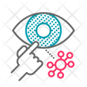Pandemic Covid 19 Infection Icon