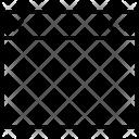 Panel Illustrator Design Icon